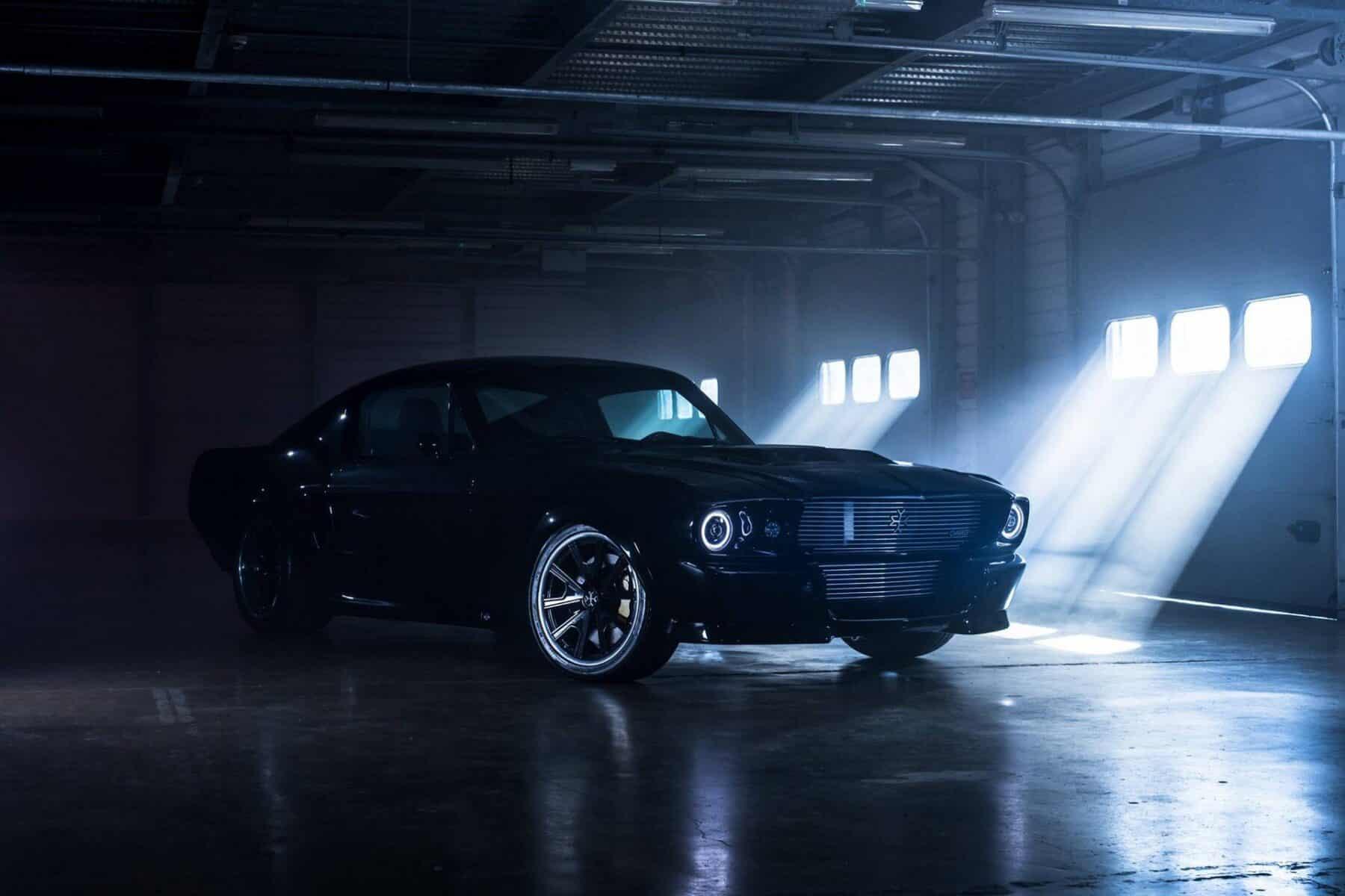 El Ford Mustang De Charge Es 100 El 233 Ctrico Con Toda La