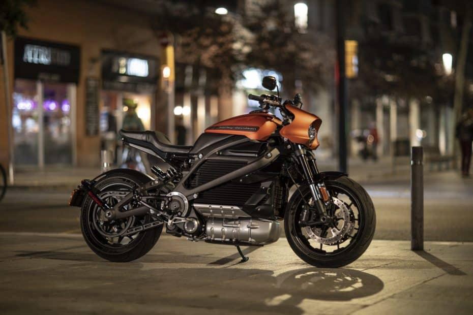 Harley Davidson LiveWire: La prometida moto eléctrica ya es una realidad
