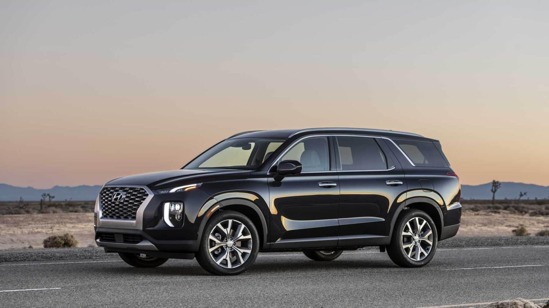 As 237 Es El Nuevo Hyundai Palisade 2019