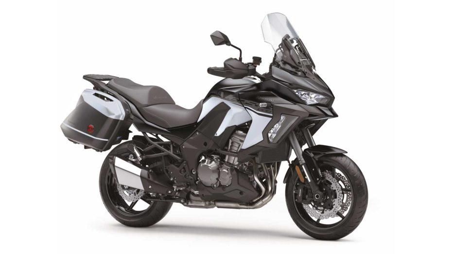 Así es la nueva Kawasaki Versys 1000 2019: Más electrónica y equipamiento para la maxi-trail