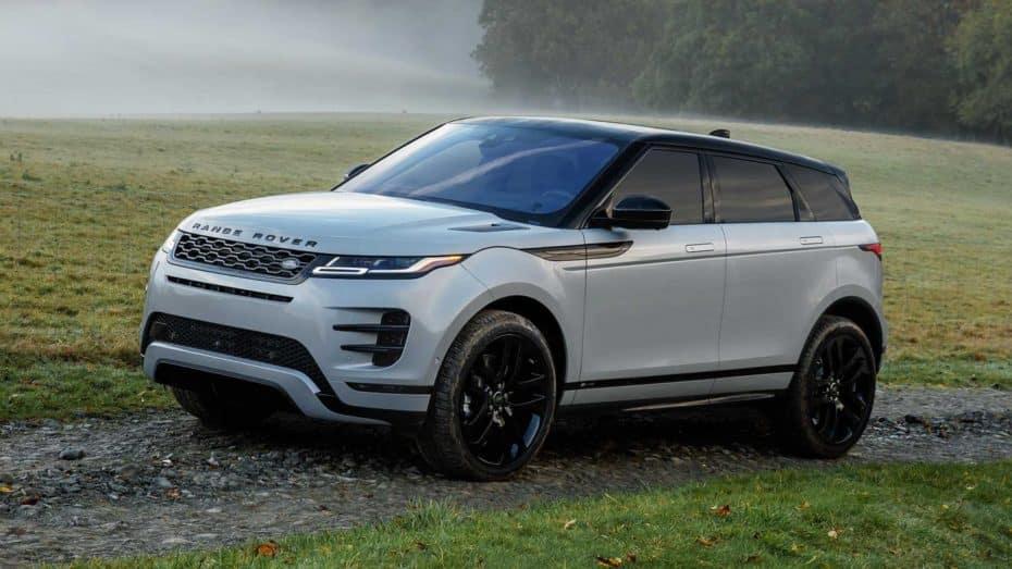 Todos los precios del nuevo Range Rover Evoque para España