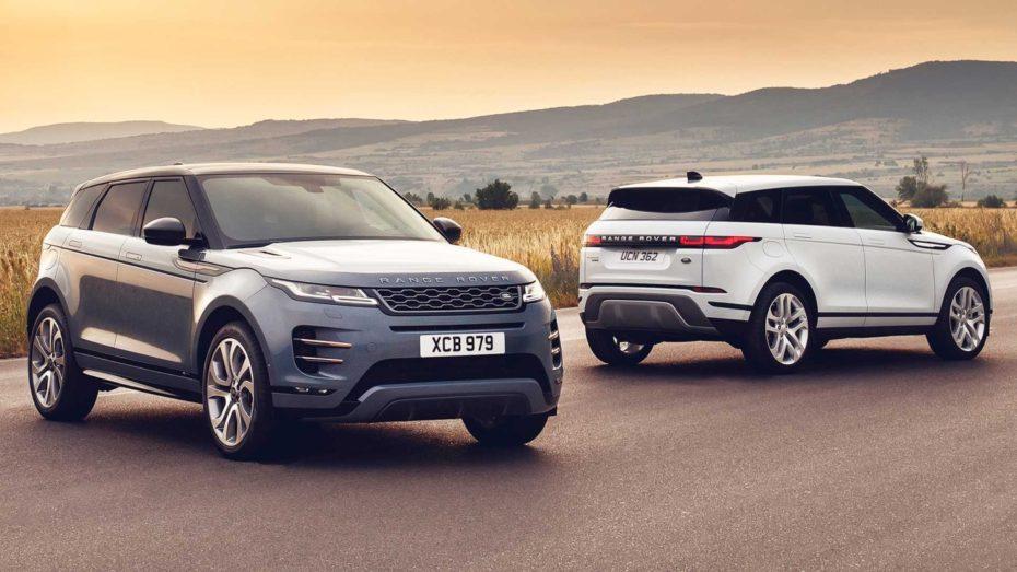 Oficial: Nuevo Range Rover Evoque