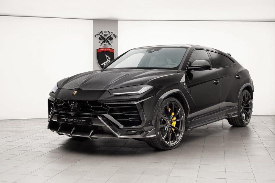 TopCar ya tiene listo el Lamborghini Urus más radical ¡Prepara el babero!