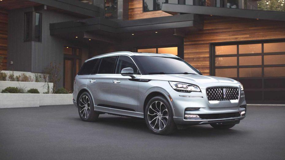 Lincoln Aviator 2019: El lujoso SUV de 7 plazas PHEV que no te importaría ver en Europa