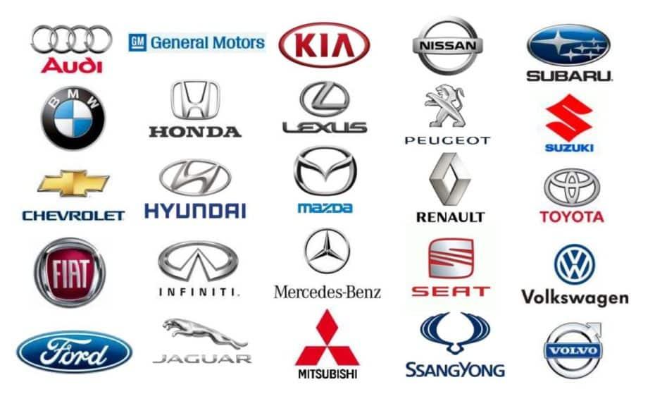 Según Forbes estas son las 12 marcas de coches más valiosas del mundo en 2018