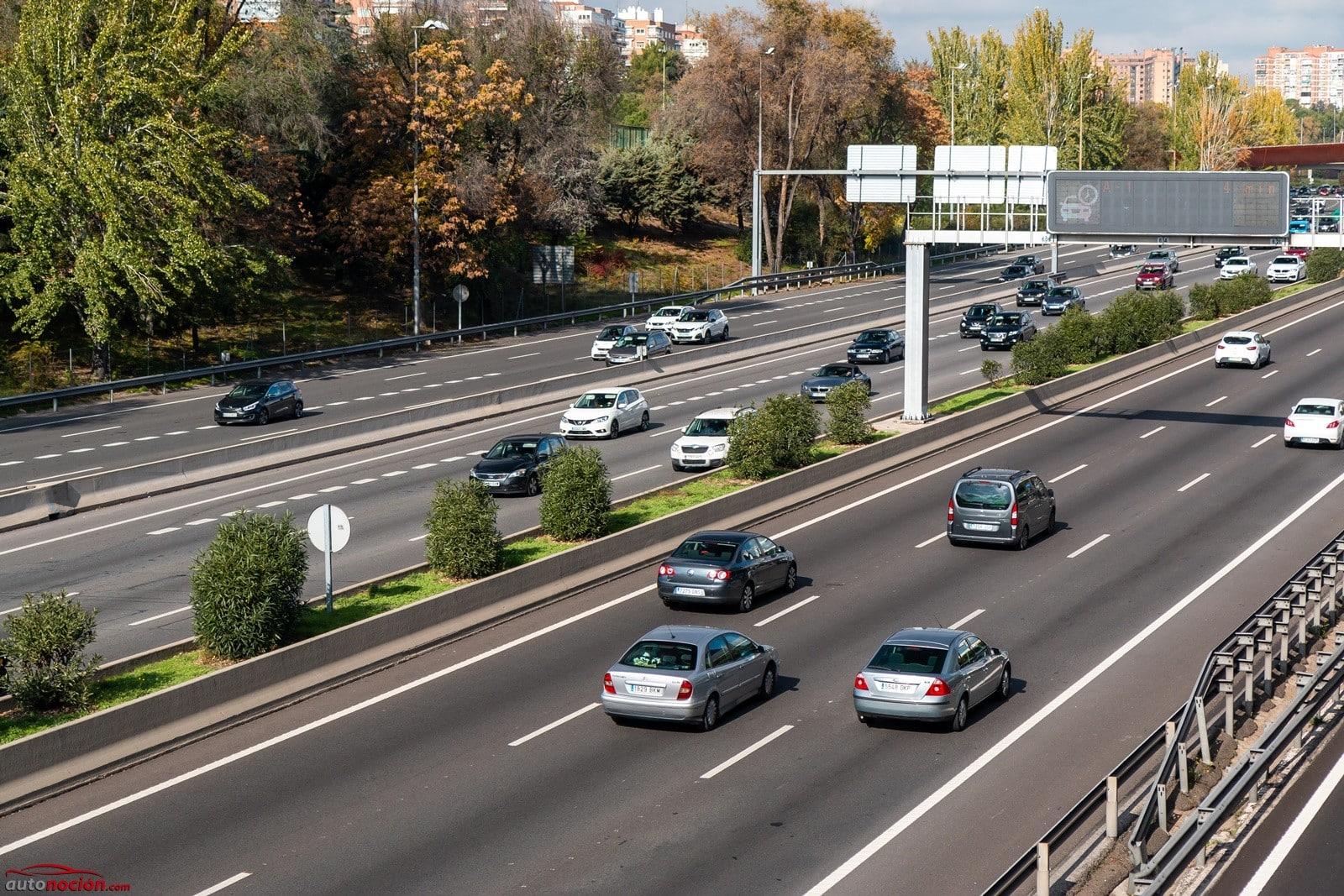 Habrá coches que no podrán circular por Madrid