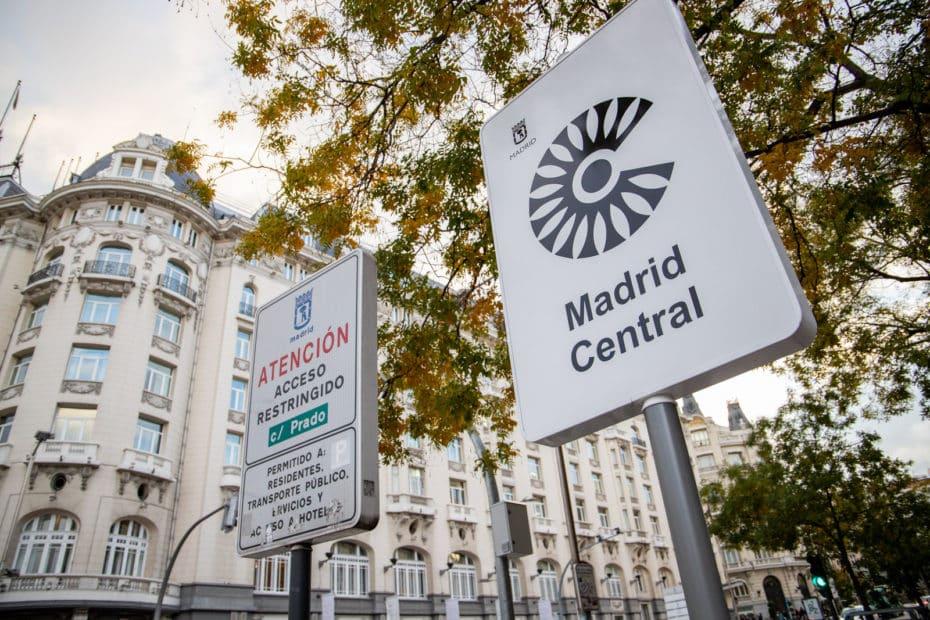 'Madrid Central' se suspende temporalmente: ¿Ya puedo volver a circular por el centro?