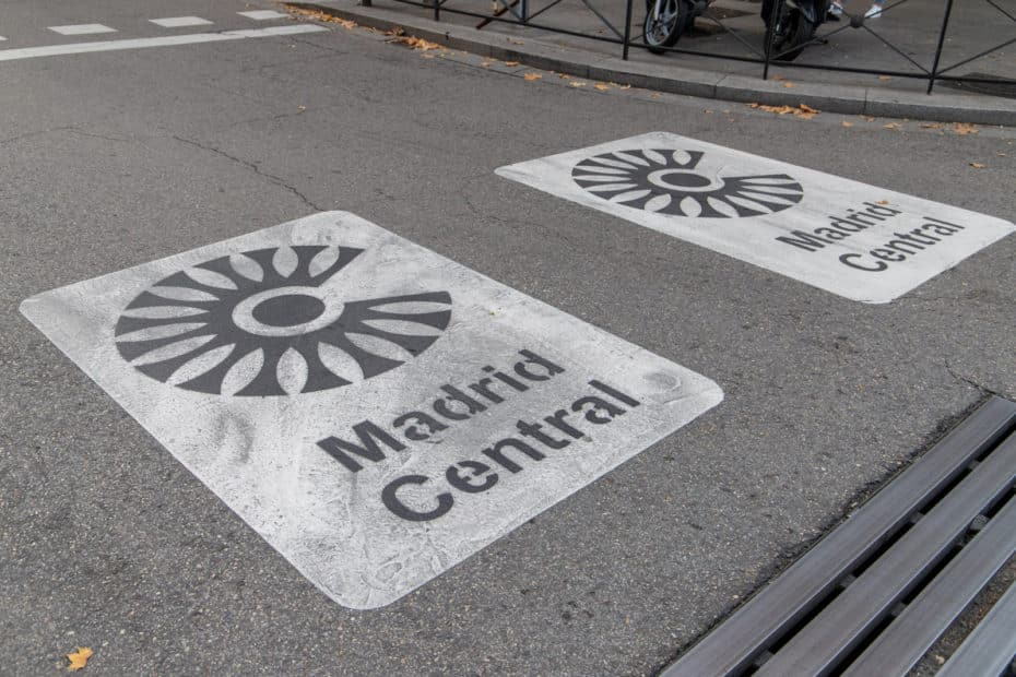 Todo lo que tienes que saber sobre Madrid Central: Restricciones, cortes, sanciones y aparcamiento