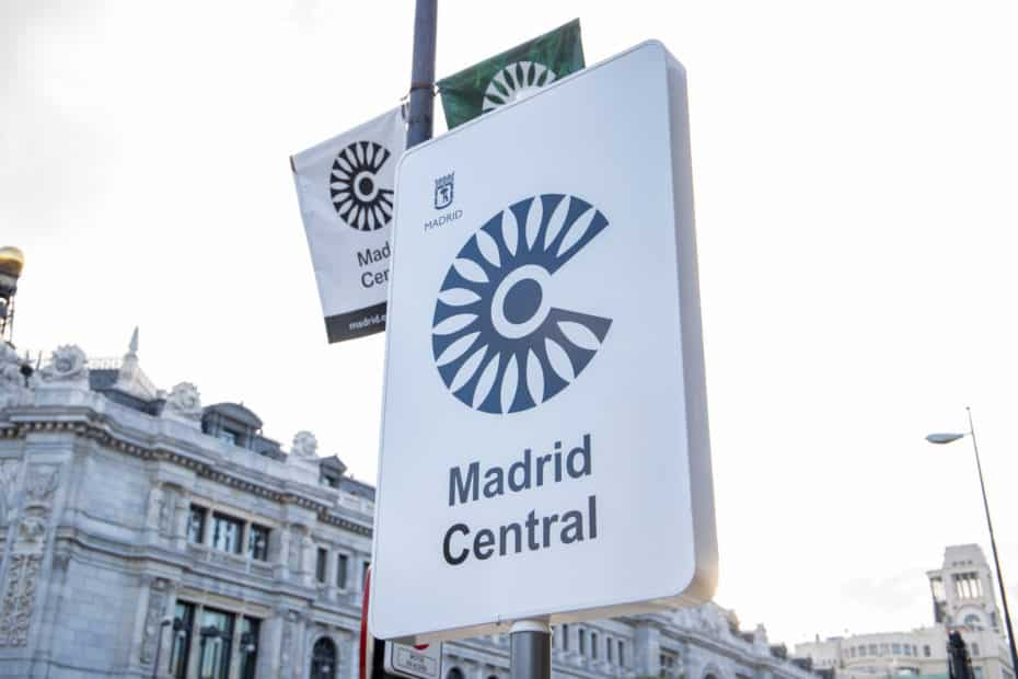 Las multas de Madrid Central han comenzado este fin de semana: Todo lo que debes saber y alternativas