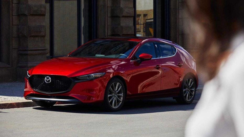 Todos los precios del nuevo Mazda3 Hatch para España