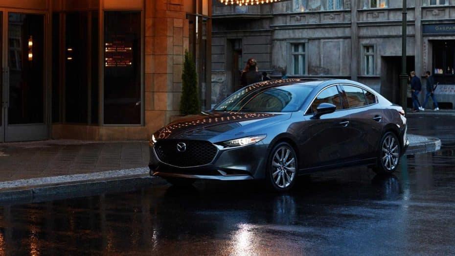 Todos los precios del Mazda3 Sedán 2019: Incluido el SKYACTIV-X