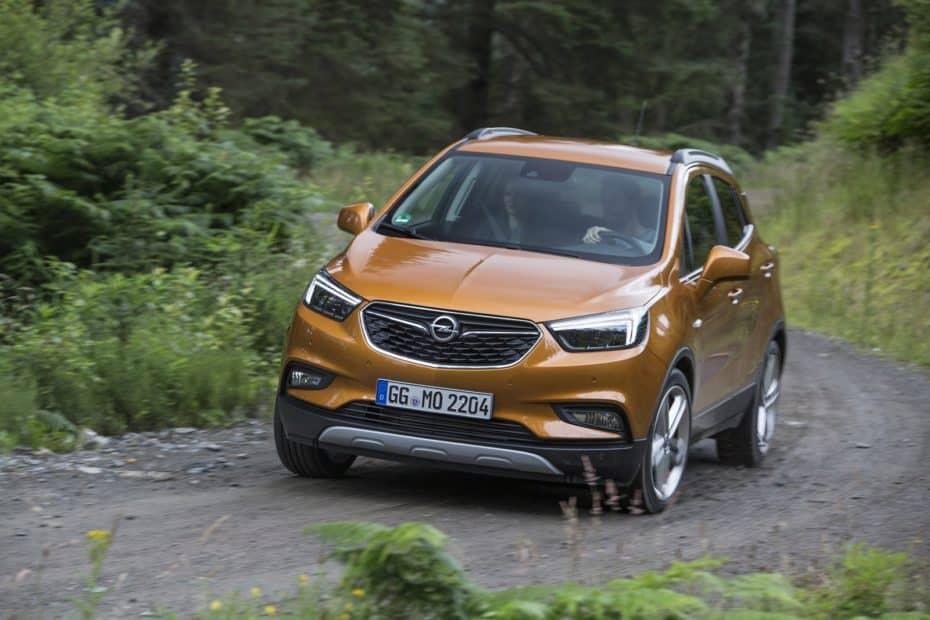 Así queda configurada la gama GLP de Opel: Los ADAM, Corsa y Mokka con pegatina 'ECO'