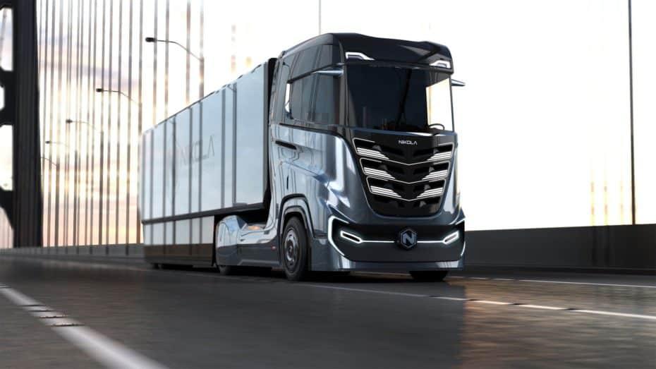 Nikola Tre: El camión de hidrógeno diseñado para Europa