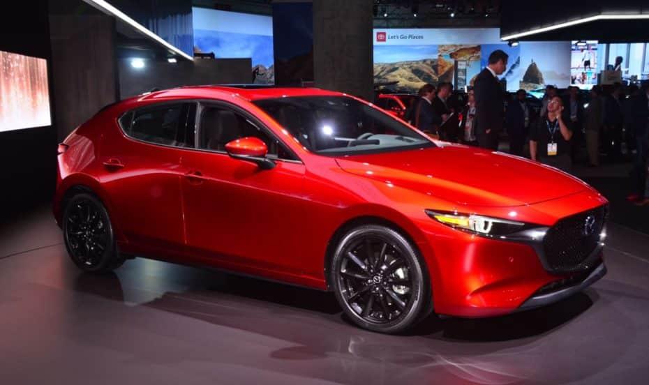 Así es el nuevo Mazda3 al natural: ¿Un nuevo diseño maestro?