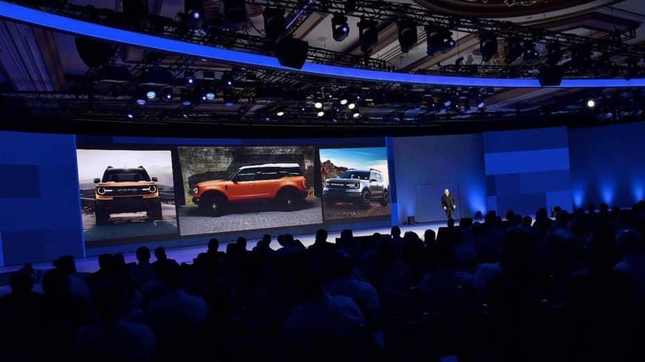 ¡Filtrado! Este será el nuevo SUV de Ford y esconde las claves del renacer del Bronco