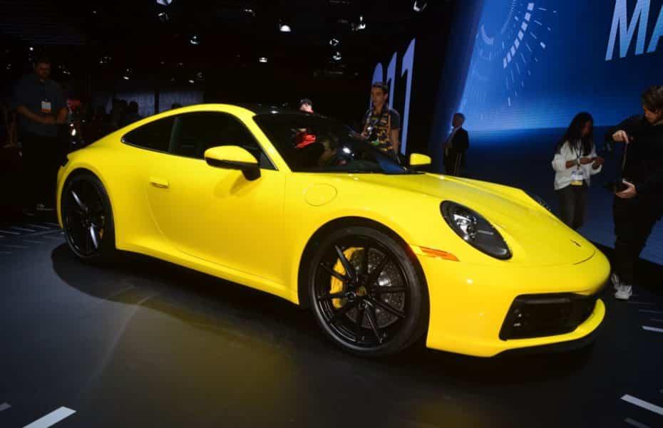 Así luce el Porsche 911 2019 (992) al natural: Continuista pero cargado de soluciones que aumentan su efectividad