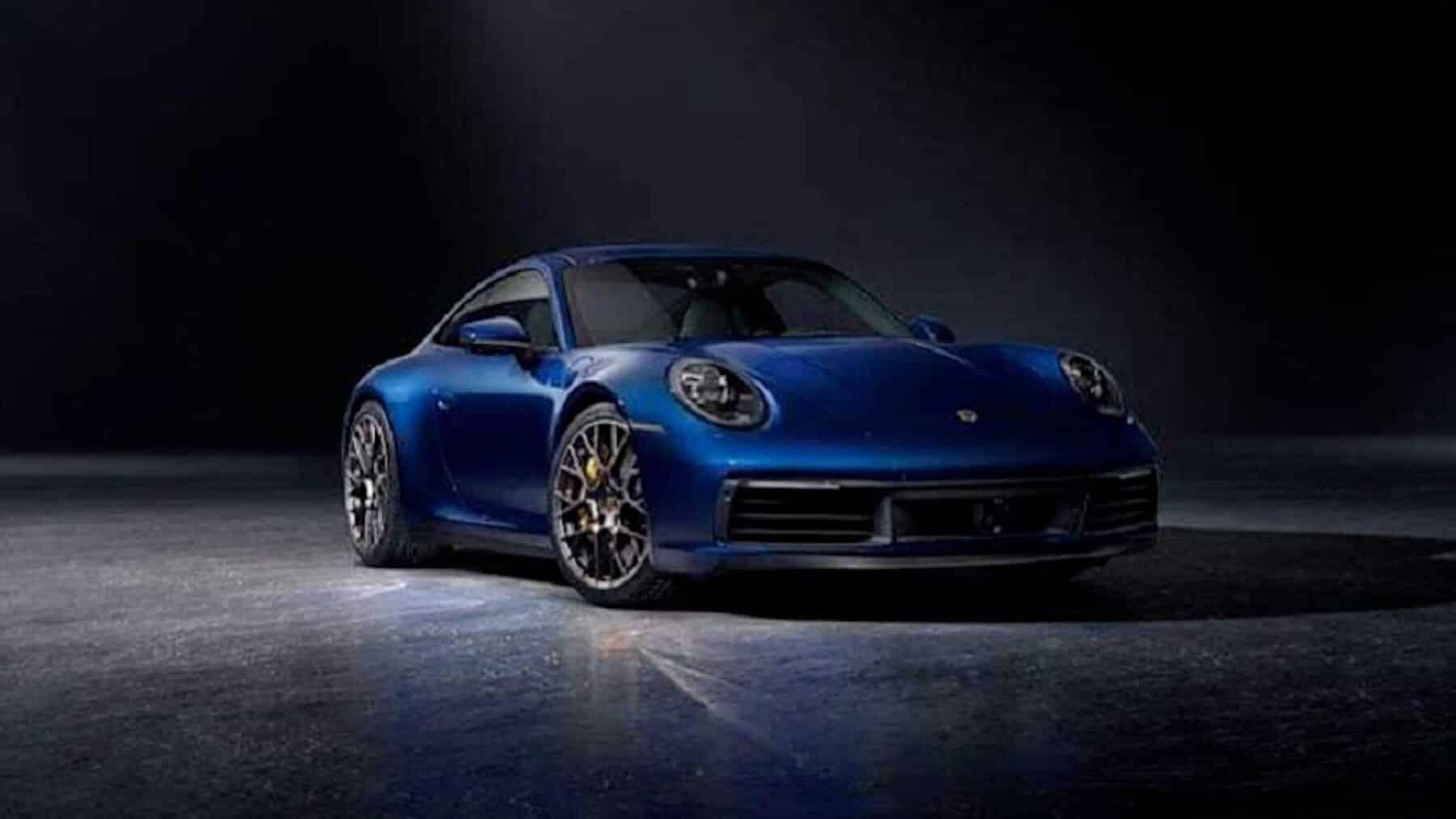 ¡Filtrado! Así luce al natural el nuevo Porsche 911 2019 unos días antes de su debut