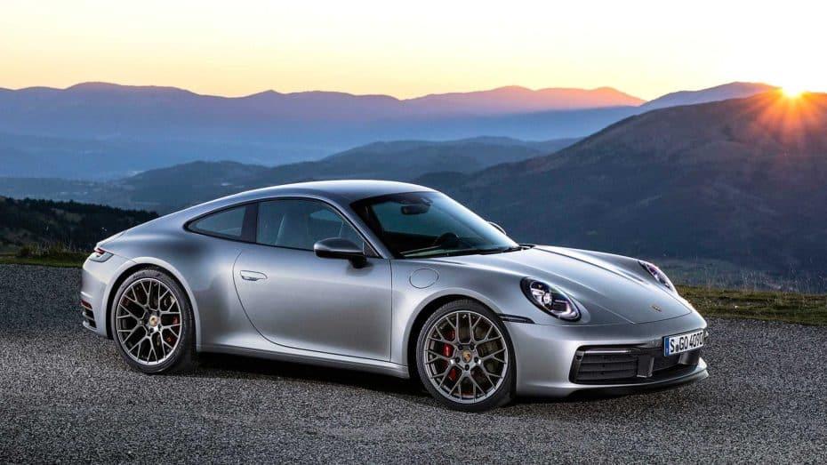 El Porsche 911 2019 ya tiene precios en España: A 307 euros por caballo el más «básico»
