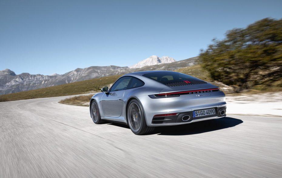 Así es el Porsche 911 2019 (992): Continuista, pero deslumbrante y muy tecnológico
