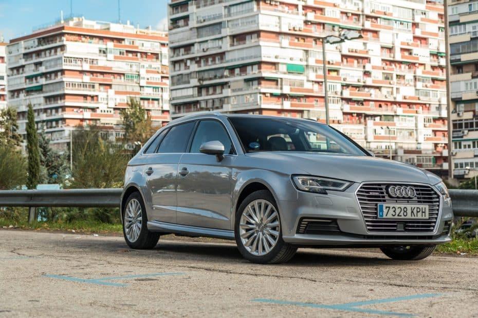 Prueba Audi A3 Sportback e-tron S tronic: Interesante pero cara opción para tener la 'Pegatina 0'