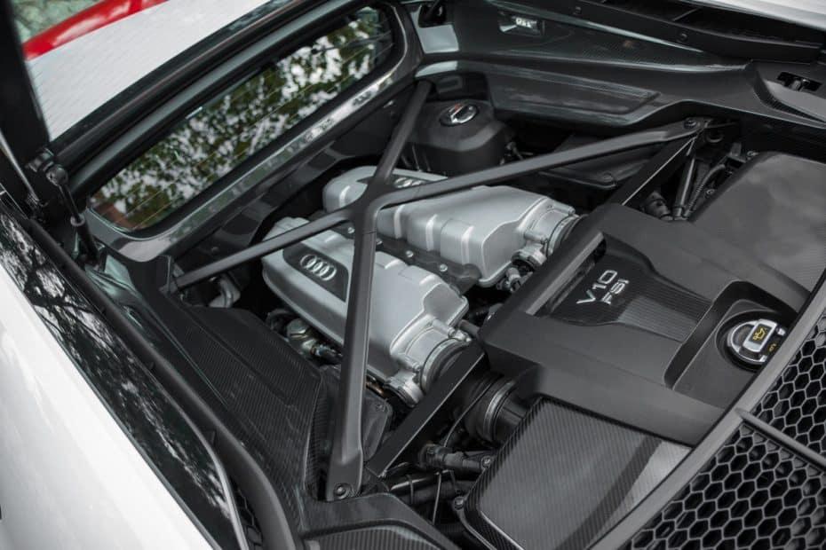 ¿Comprarías un Audi R8 diésel? Pues atento a este peculiar ejemplar