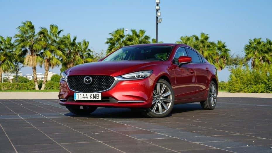 Prueba Mazda6 2.0 l. SKYACTIV-G 145 CV: Máximo diseño y mecánica de acceso con olor a gasolina
