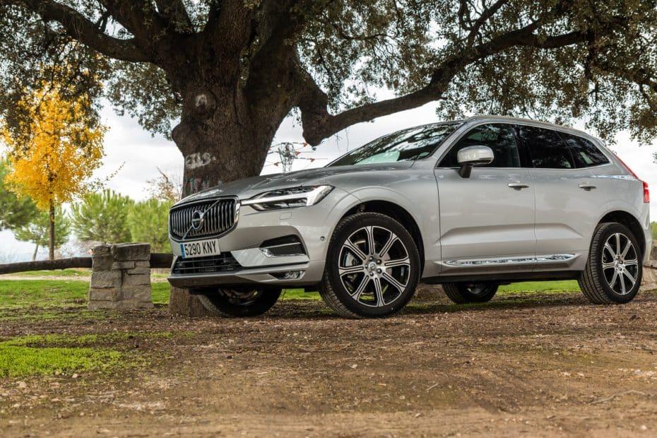 Prueba Volvo XC60 Inscription D3 150 CV 2018: En Europa ya no mandan sólo los alemanes