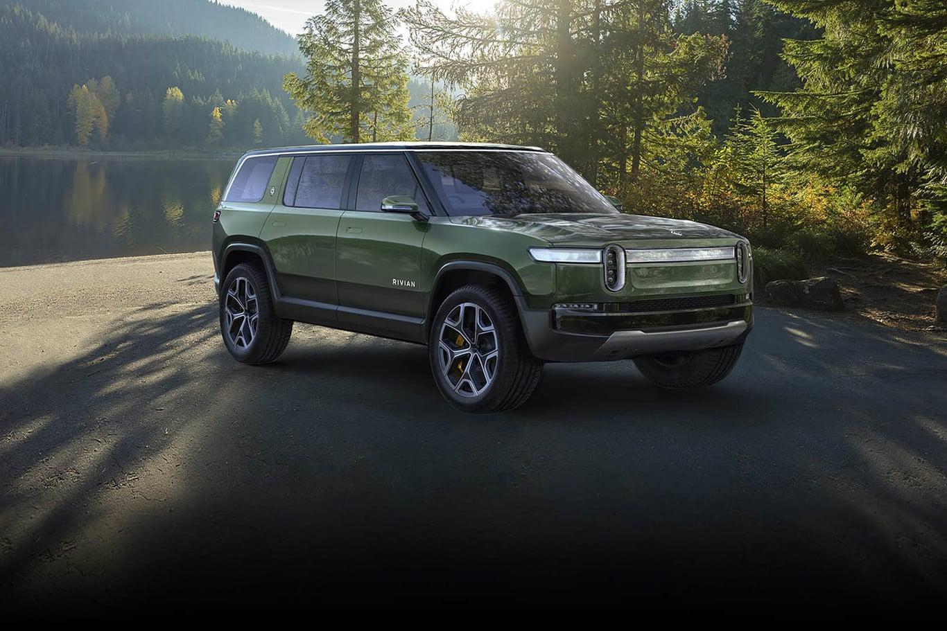 Www Punjabjobalert Com2019 Hd Picks: Rivian R1S SUV 2020: Un Prometedor SUV Eléctrico De Casi