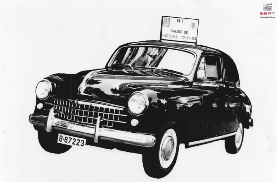 El primer SEAT de la historia cumple hoy 65 años: Así era el 1400