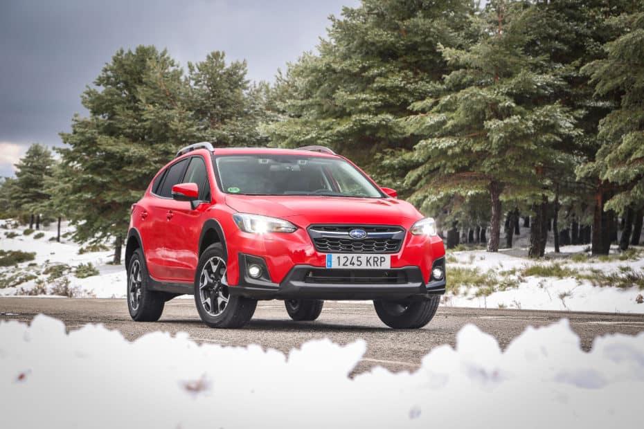 Subaru completa la gama XV: Más equipado
