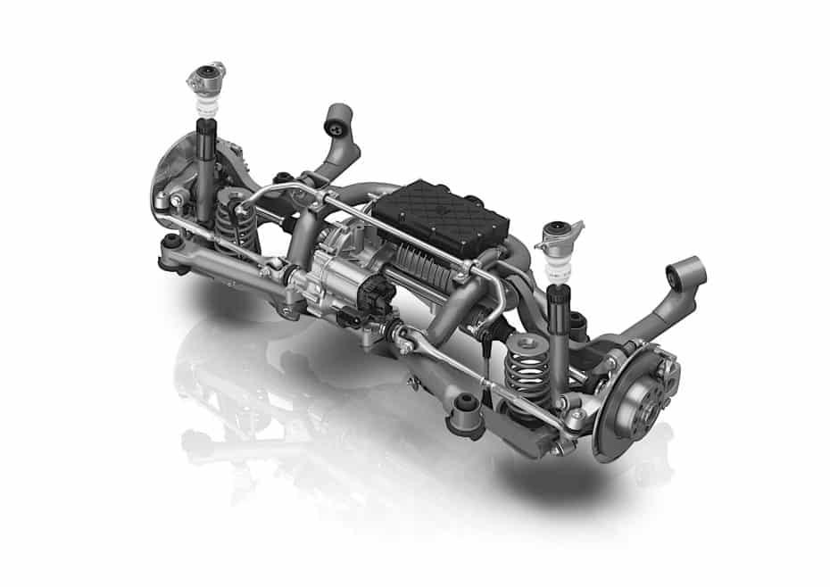 ZF se prepara para la movilidad del futuro: Así es su nuevo sistema de propulsión eléctrica