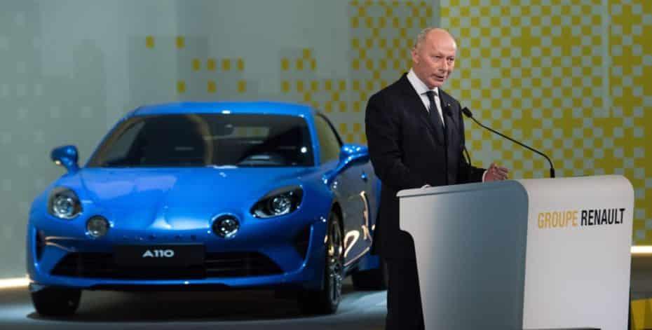 Thierry Bolloré asumirá las funciones de Carlos Ghosn: ¿Está la alianza Renault-Nissan-Mitsubishi en peligro?