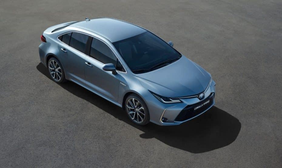 Así es el nuevo Toyota Corolla Hybrid Sedán que llegará  España