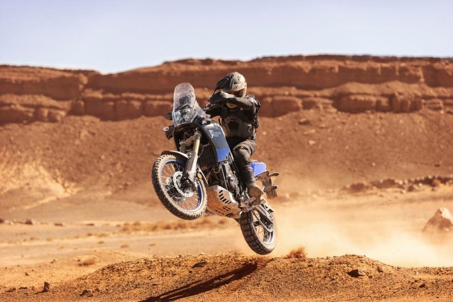 Yamaha Ténéré 700: Una trail aventurera y polivalente para los amantes del off-road