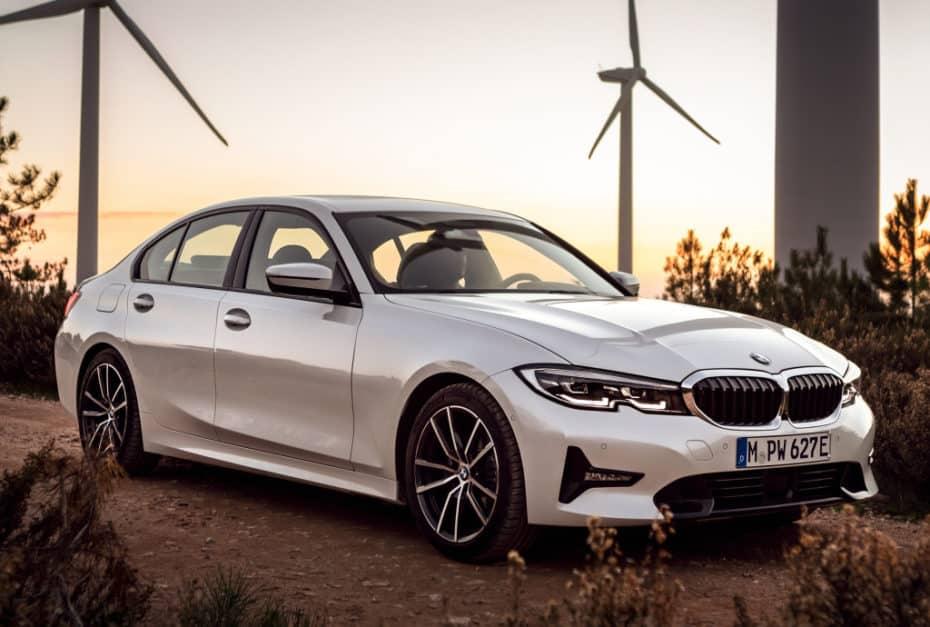 Nuevo BMW 330e: El PHEV ya está aquí