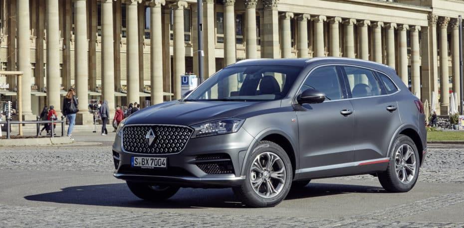 Borgward ya está en España: Pronto iniciarán las ventas