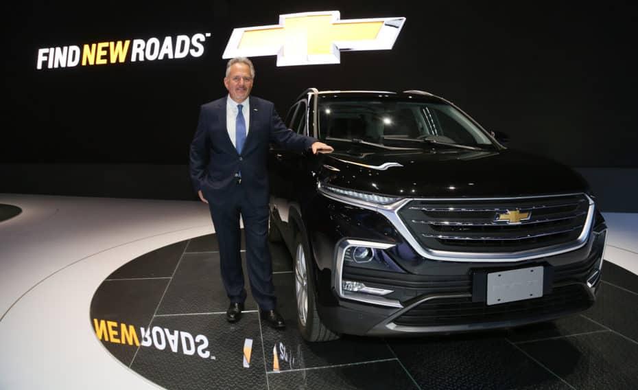 Así es la nueva generación del Chevrolet Captiva: De origen chino