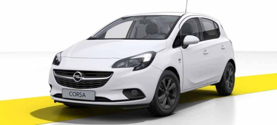 Ya a la venta el Opel Corsa «120 Aniversario»