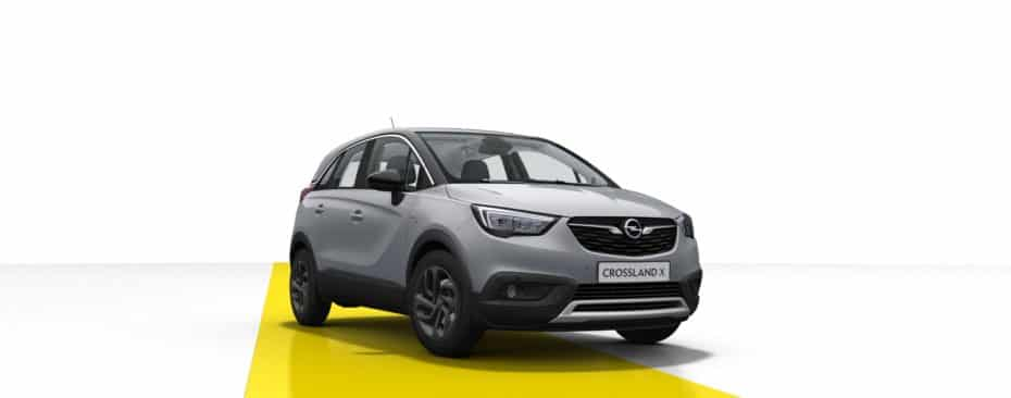 Nuevo Opel Crossland X «120 Aniversario»