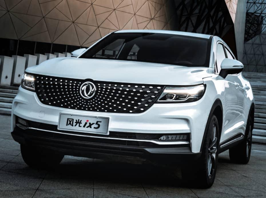 Así es el nuevo Dongfeng Fengon iX5