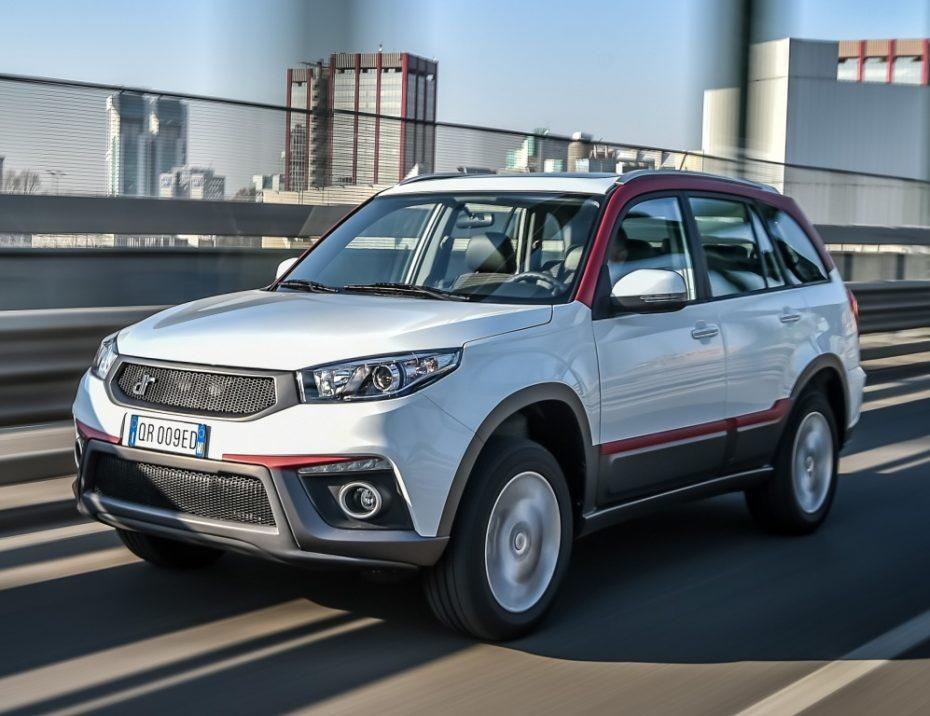 El «5» completa la gama DR Automobiles para España