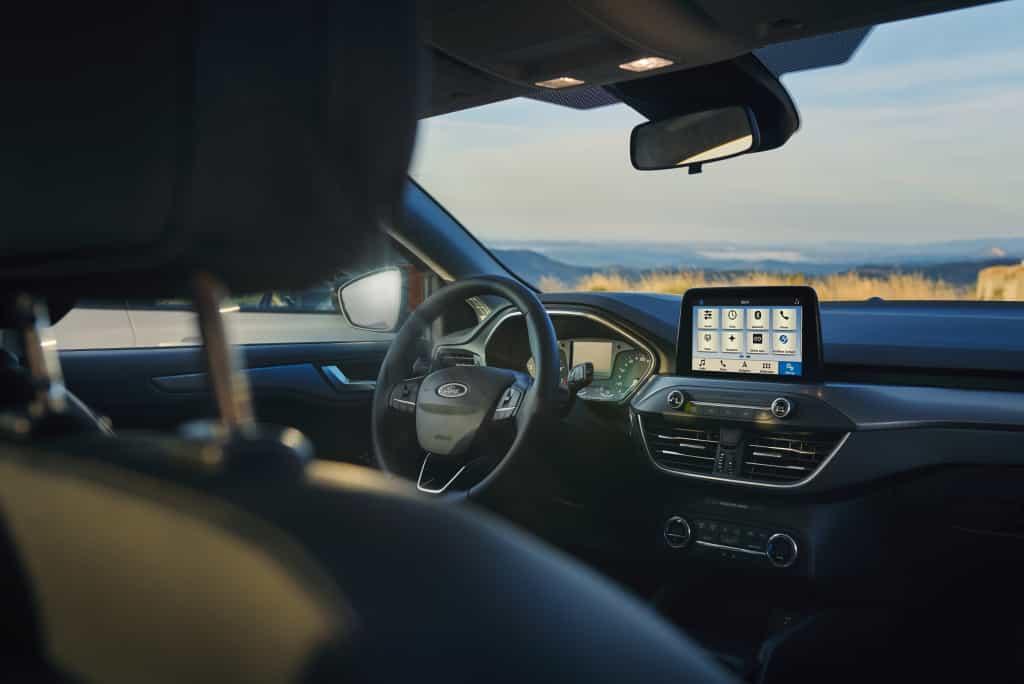 El Ford Focus Active, también con carrocería familiar