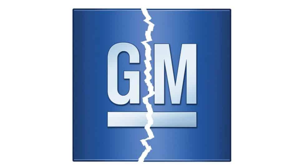 """""""El coche eléctrico"""" acabará con el 15% de la plantilla y 7 fábricas de General Motors"""