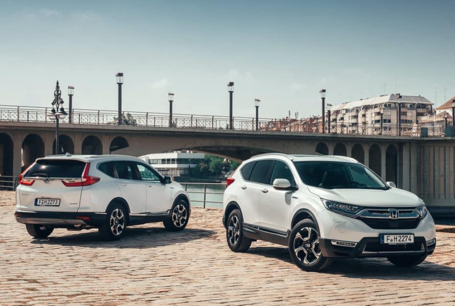 Ya a la venta el Honda CR-V Hybrid: Aquí los precios