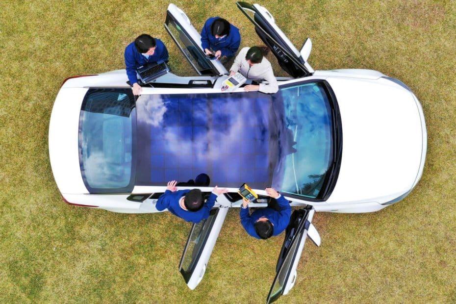 Estos son los planes de paneles solares de Hyundai y Kia: Los empezarán a montar en sus modelos en 2019