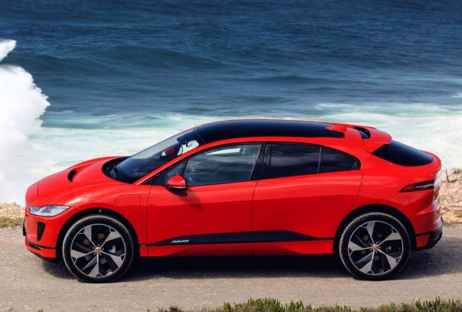 El Jaguar I-Pace, líder en Holanda durante diciembre: El Tesla Model S fue segundo