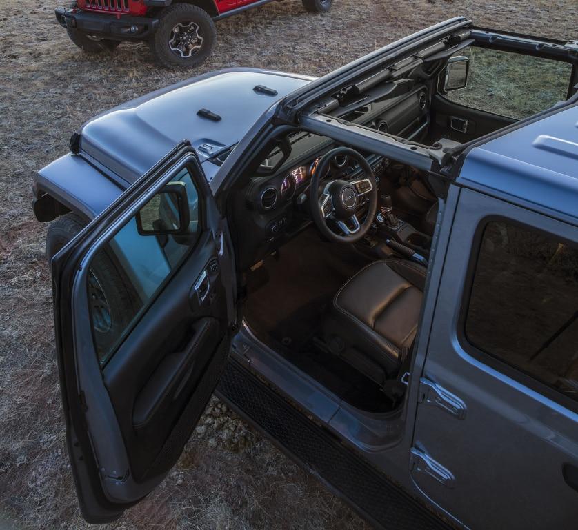 Así es el Jeep Gladiator, el nuevo pick up de FCA