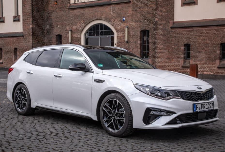 Todos los precios del renovado Kia Optima: Estrena motor gasolina con 180 CV