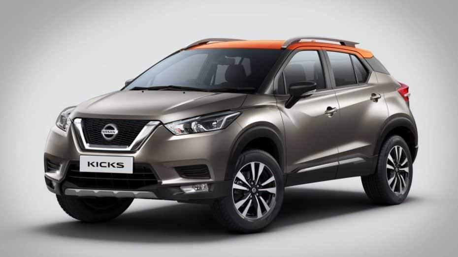 El Nissan Kicks llega a la India: Nada que ver con el conocido