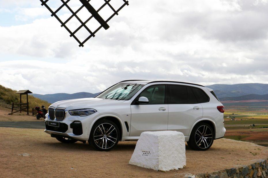 Prueba Gama BMW X5: La mejor generación del modelo llega pisando fuerte